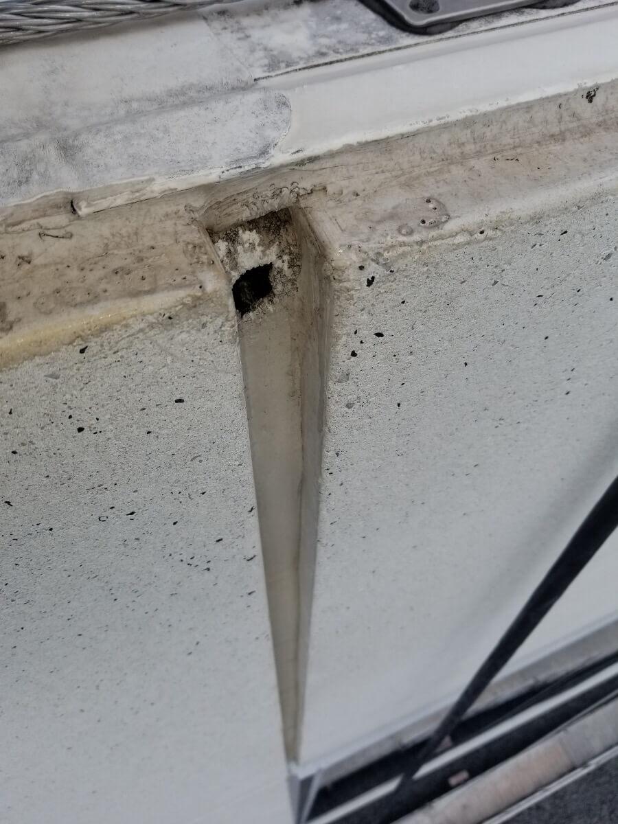 Darden-HQ-office-building-Orlando-FL-water-intrusion-failed-caulking