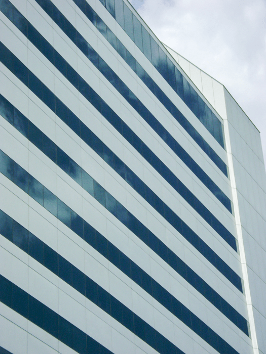 Exterior facade of the The Ralph D. Turlington Florida Education Center in Tallahassee, FL
