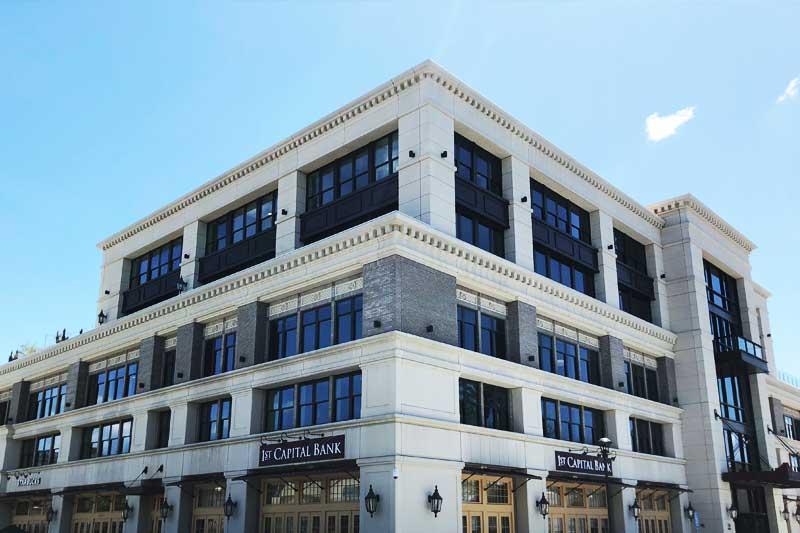 Taylor Building in Salinas California receives precast restoration