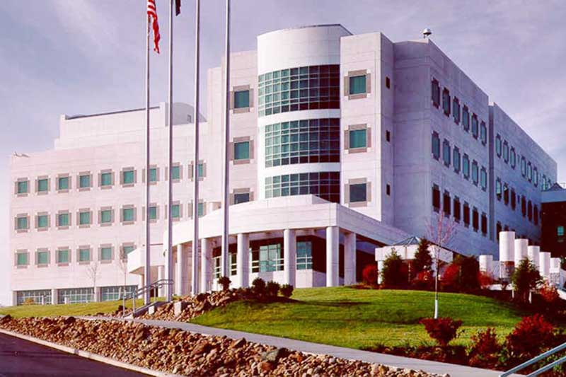 CDC Building in Morgantown West Virginia receives clean and seal services from presto restoration