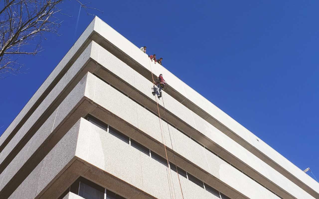 precast concrete restoration and protection services