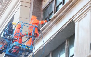 Commercial Building Restoration Services