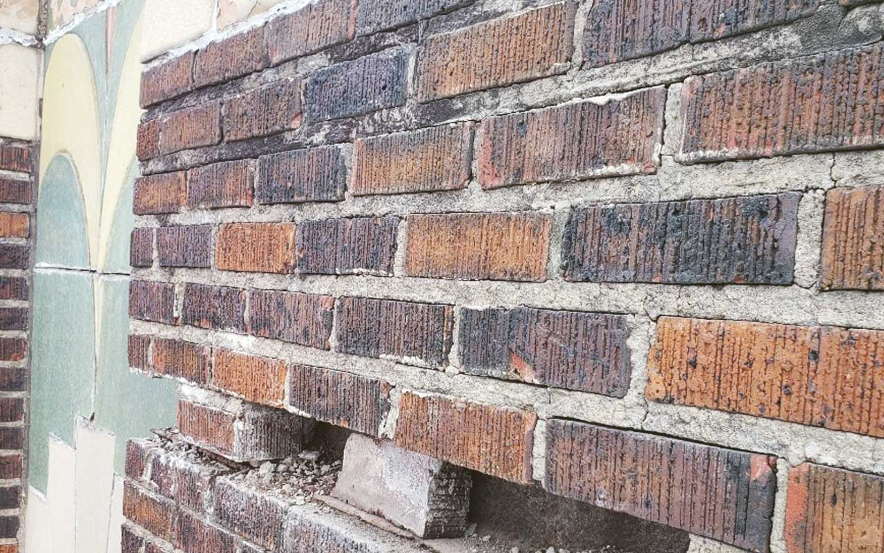 Masonry Cleaning, Maintenance & Restoration Services
