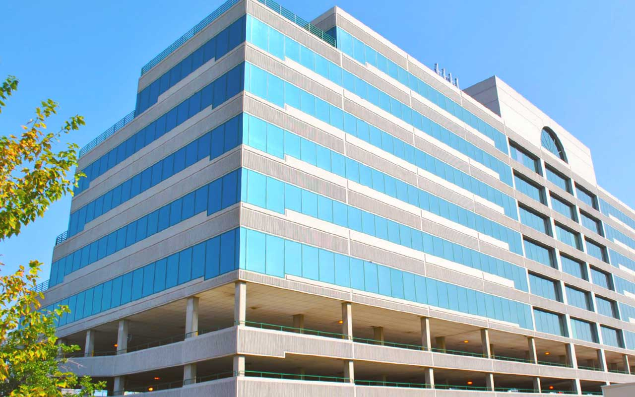 Glass Protection Services Keep Your Building Looking Great