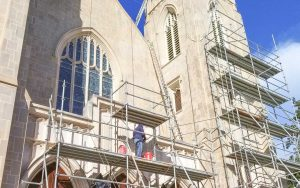 Presto is a leading Commercial Building Restoration and Waterproofing Contractor